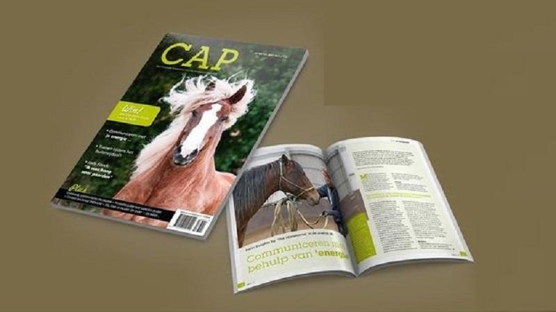 Hoofdredacteur en bladmanagement CAP Magazine