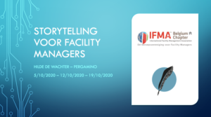 IFMA opleiding storytelling facility managers